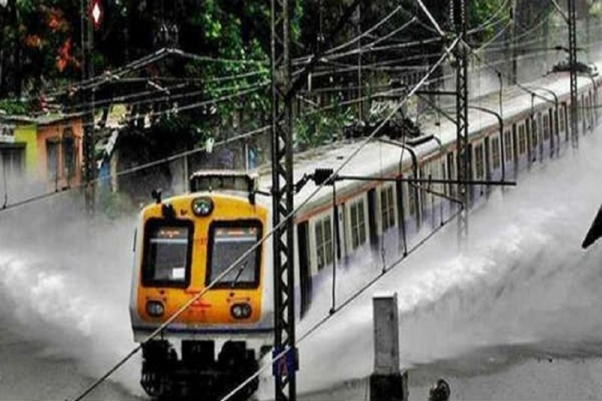 Husband Arrested For 'Pushing' Wife Out Of Mumbai Local Train