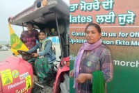 Farmers Protest: We Work Harder Than Men, Not Going Back, Say Women Protestors