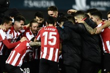 Real Madrid 1-2 Athletic Bilbao: Raul Garcia Double Dumps Out Zinedine Zidane's Supercopa Holders