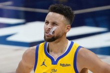 NBA Wrap: Curry's Warriors Fall As Jokic Inspires Nuggets; Rockets Win To Begin post-Harden Era
