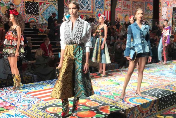 Milan Fashion Week Opens With No VIP Guests Due To Covid-19