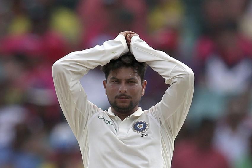 AUS Vs IND, Brisbane Test: Fans Feel Bad For Unlucky Kuldeep Yadav As India Overlooked Spinner Again