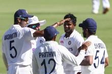 AUS Vs IND, 4th Test, Day 1: Debutant Thangarasu Natarajan Shines, Marnus Labuschagne Hits Ton