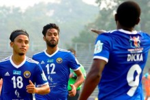 I-League: Dipanda Dicka, Lalrindika Ralte Shine As Real Kashmir Earn First Win Of The Season