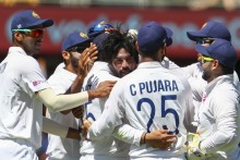 AUS Vs IND, 4th Test, Day 1 Lunch: India Take Early Honours, Australia 65/2