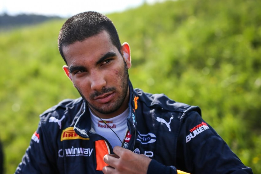 Jehan Daruvala Gets One-Year Extension With Red Bull Racing, Will Race In F2 With Carlin