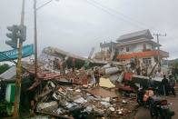 Earthquake Of Magnitude 6.2 Hits Indonesia, Kills 3