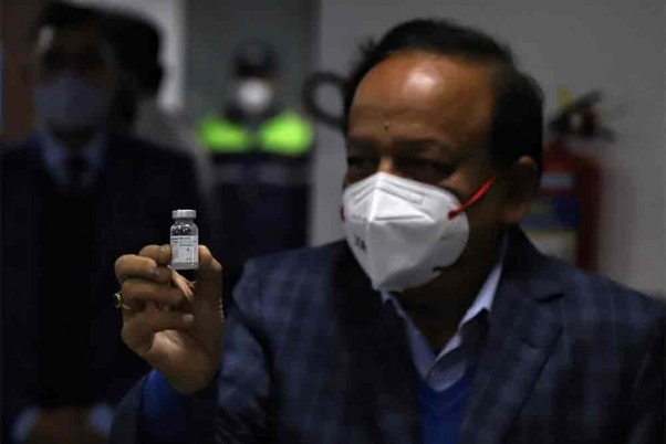 Covid Vaccines Are 'Sanjivani' In Fight Against Pandemic: Health Minister Harsh Vardhan