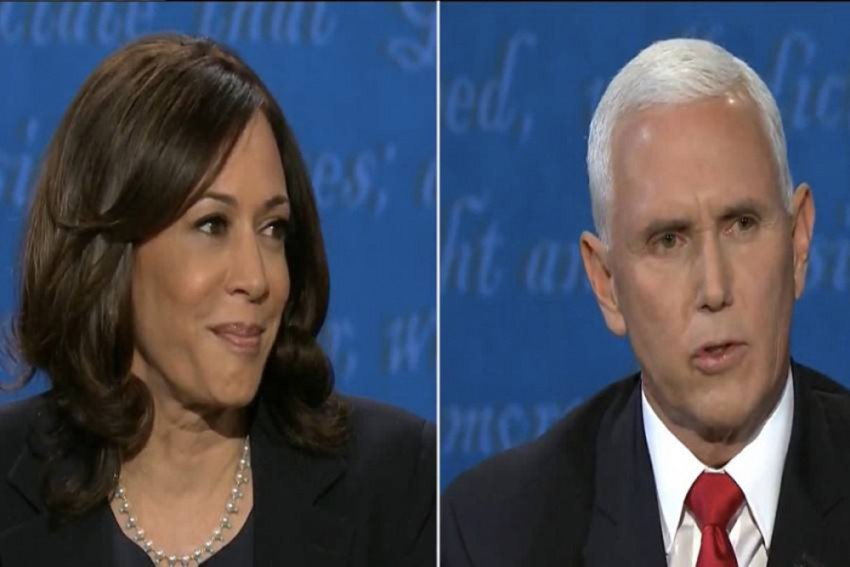 Outgoing US Vice President Mike Pence Assures Kamala Harris Of Smooth Transition Of Power