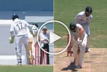 AUS Vs IND, Brisbane Test: Washington Sundar Bamboozles Cameron Green With A Stunning Delivery - WATCH