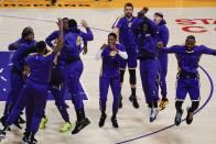NBA Wrap: LA Lakers Cruise As Bucks, Celtics Extend Winning Streaks