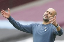 Don't Blame Footballers For UK Pandemic - Pep Guardiola Calls For COVID-19 Perspective