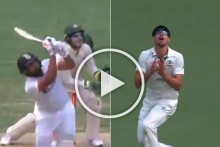 AUS Vs IND, 4th Test: Reckless Rohit Sharma Hurts India - VIDEO