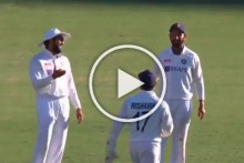 AUS VS IND, Brisbane Test: Watch Rohit Sharma's Hilarious Reaction As Rishabh Pant Pleads Ajikya Rahane - VIDEO