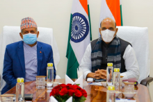 India-Nepal Ties Driven By People: Defence Minister Rajnath Singh