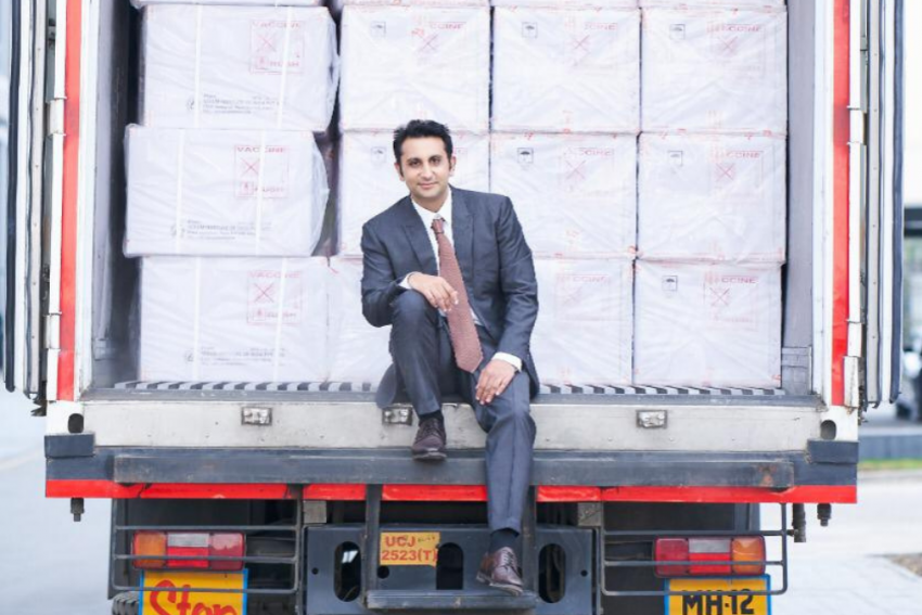 Watch: To Endorse Covishield's Safety, Serum Institute Of India CEO Adar Poonawalla Takes Jab