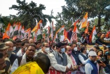Assam: Cong Chief Taken Into Custody During Raj Bhavan March Against New Farm Laws