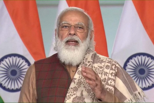 PM Announces Launch Of 1,000-Crore Startup India Seed Fund