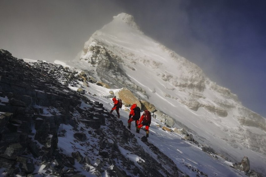 'We Did It, We Did It,' Nepali Sherpas Scale 'Savage Mountain' K2 In Winter For First Time