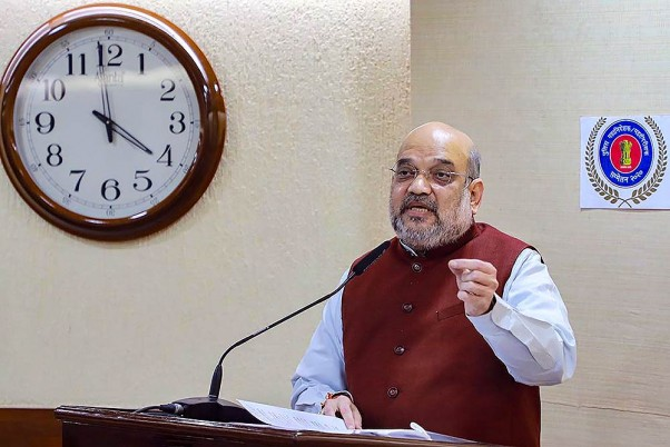 Biggest Priority Of Modi Government Is To Double Farmers' Income: Amit Shah
