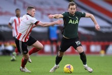 Sheffield United 1-3 Tottenham: Harry Kane Strikes And Tanguy Ndombele Scores Stunner In Spurs Win