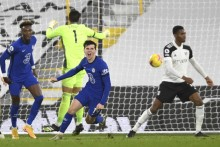 Fulham 0-1 Chelsea: Mason Mount spares blushes of unimpressive Blues
