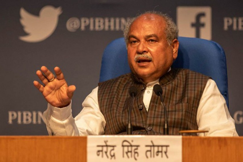 Most Farmers In Favour Of New Farm Laws: Agri Minister Narendra Singh Tomar