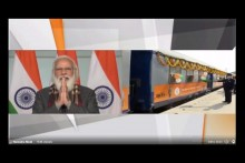 PM Modi Flags Off 8 Trains To Boost Tourism, Connectivity In Gujarat