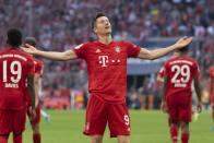 Bayern Munich 2-1 Freiburg: More History For Robert Lewandowski In Battling Die Roten Win