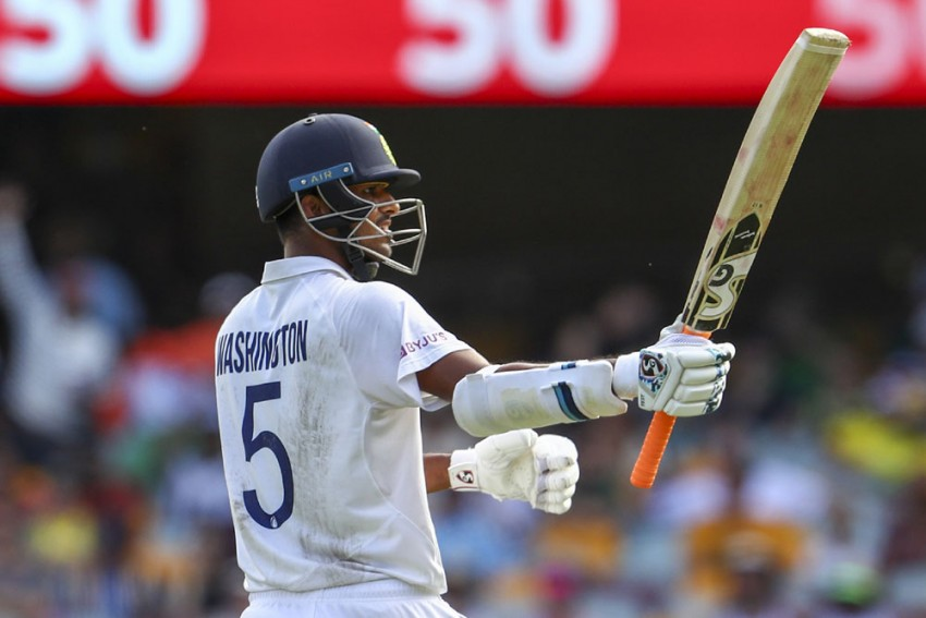 AUS Vs IND, Brisbane Test: Debutant Washington Sundar Makes History With Exceptional All-round Show