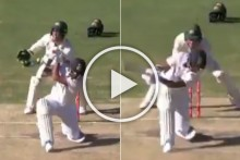 AUS Vs IND, Brisbane Test: Washington Sundar Doesn't Even Bother To Look As He Hit Nathan Lyon For Six - WATCH