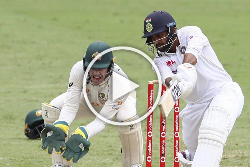 AUS Vs IND, Brisbane Test: 'Young' India Frustrate Australia Even As Josh Hazlewood Takes Fifer - VIDEOS