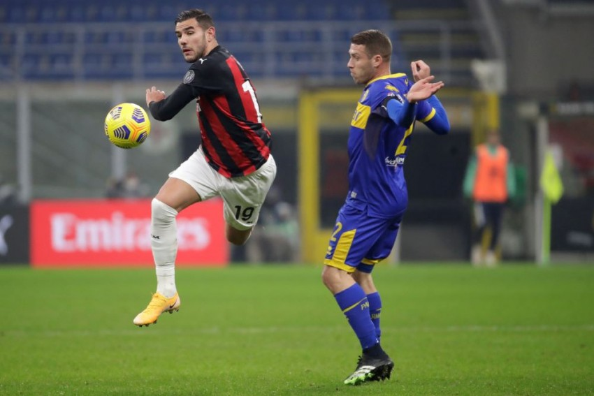 Milan Duo Hakan Calhanoglu And Theo Hernandez Test Positive For COVID-19