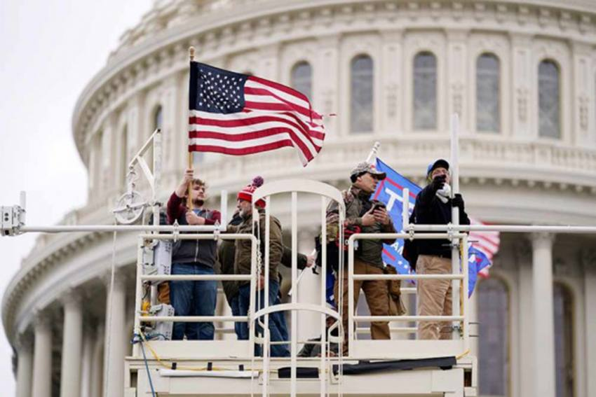 Biden Inauguration: Security Beefed Up At Washington Amid Concerns Over Violent Protests