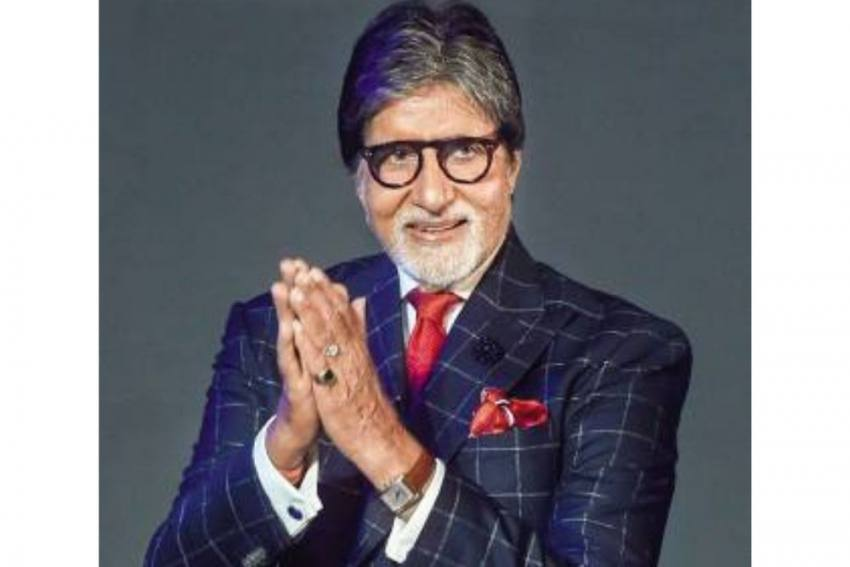 'Proud Moment': Amitabh Bachchan Hails India's Covid-19 Vaccination Drive