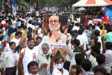 Rajinikanth's 'Makkal Mandram' Office-Bearers Join DMK In Presence Of MK Stalin
