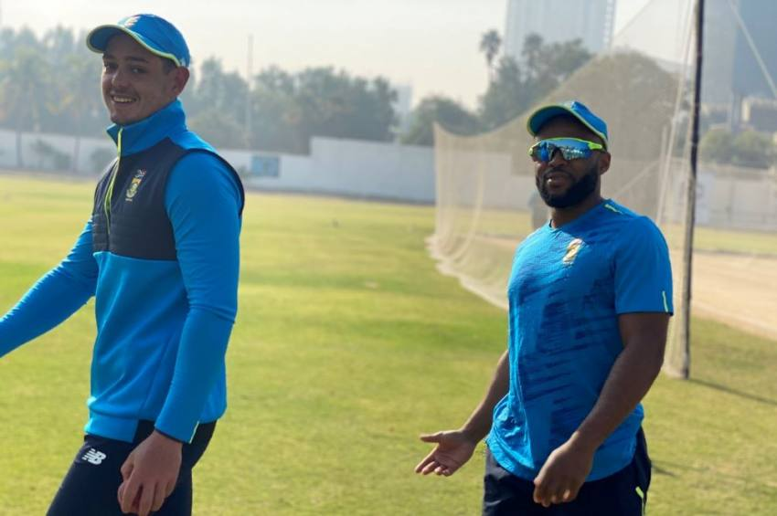 PAK Vs SA: South African Cricketers Pleased With Security In Pakistan