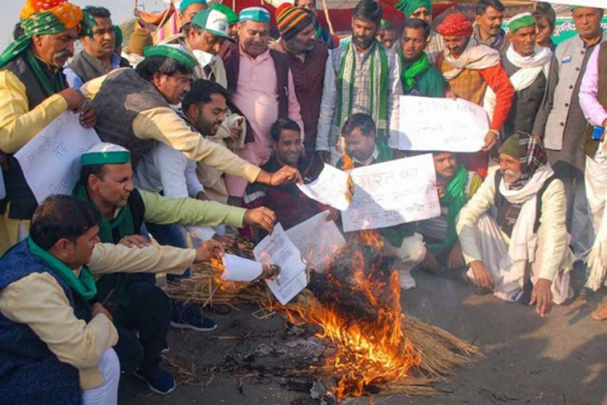 Lohri, Farmers, And The Enemy Within
