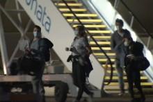 Australian Open: 72 Tennis Players In Hard Lockdown After Coronavirus Cases On Flights