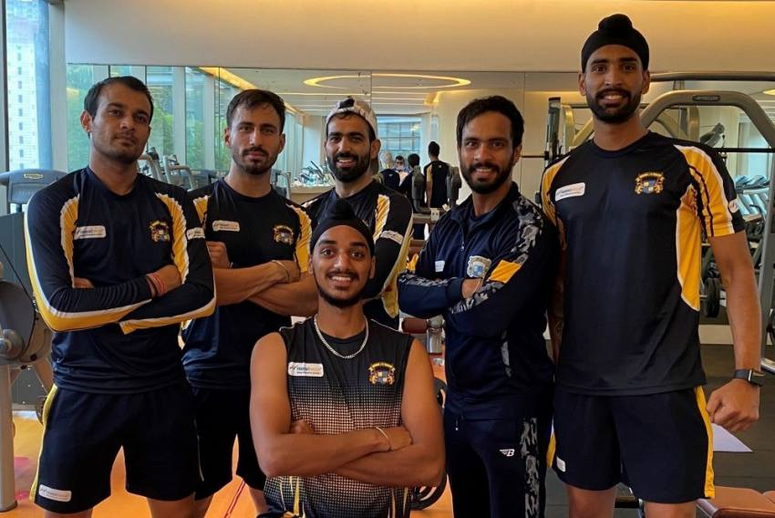 Syed Mushtaq Ali T20 Trophy: Punjab Qualify, Karnataka Remain In Hunt For Quarters Berth