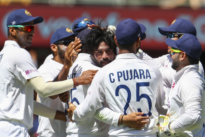 Australia Vs India, 4th Test, Day 4 Highlights: Mohammed Siraj Claims Maiden Fifer, IND Need 324 More Runs