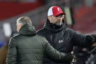 Liverpool 0-0 Manchester United: Anfield Stalemate Keeps Red Devils Top Of Premier League
