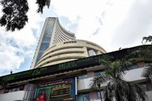 Sensex Drops By 200 Points In Early Trade; Nifty Slips Below 14,400
