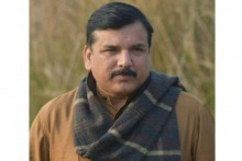 AAP Claims UP Chief Sanjay Singh Received Death Threat; Complaint Filed