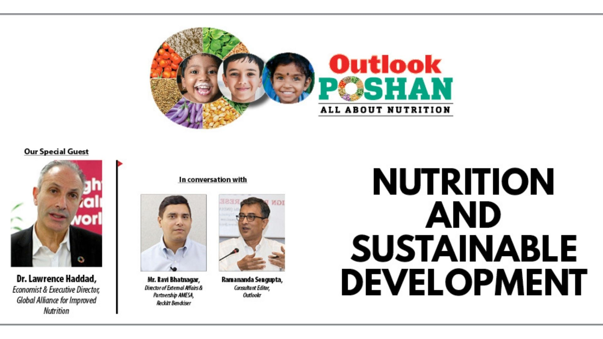 How Nutrition And Sustainable Development Are Linked