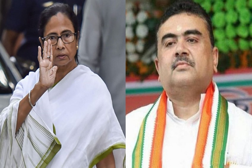 2021 Assembly Elections: Will Defeat Mamata Banerjee By 50,000 Votes Or Quit: Suvendu Adhikari