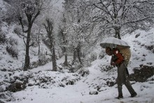 Two Nomad Children Die Of Severe Cold In Kashmir