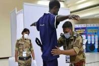 Quick-Thinking CISF Jawan Saves Life Of Passenger Who Fell Unconscious At Metro Station