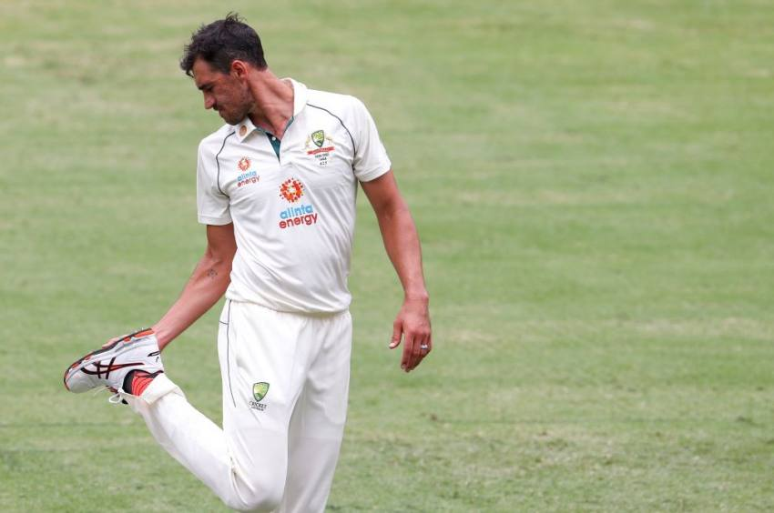 AUS Vs IND: Hamstring Issue For Mitchell Starc But Steve Smith Feels Pacer Should Be Fine