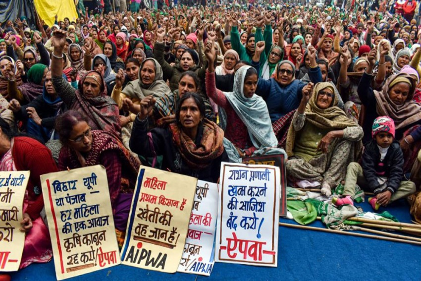 Tenth Round Of Talks Between Protesting Farm Unions And Centre Postponed To Wednesday